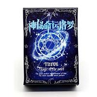Bài Bói Tarot Magic Of The World Bản Hộp Giấy Chất Lượng Cao