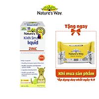 Siro Uống Nature's Way Kids Smart Liquid Zinc Bổ Sung Kẽm, Tăng Sức Đề Kháng Cho Bé 200ml