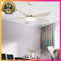Quạt Trần Đèn LED phong cách hiện đại, Đèn quạt trần phòng khách SLY2507