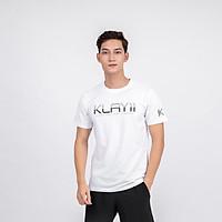 Áo phông nam thương hiệu Anta màu trắng 85821185-1
