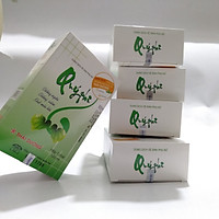 Lốc 5 chai dung dịch vệ sinh phụ nữ QUÝ PHI XANH chứa tinh chất trầu không, chống ngứa, chồng viêm, khử mùi-Chai 125ml