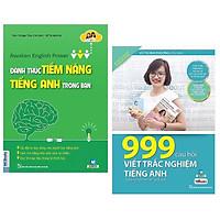 Combo 2 cuốn sách hay để học tốt tiếng anh: Awaken English Power - Đánh Thức Tiềm Năng Tiếng Anh Trong Bạn + 999 Câu Hỏi Viết Trắc Nghiệm Tiếng Anh (Bộ Sách Cô Mai Phương)