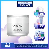 Kem dưỡng nâng tông da trắng hồng tự nhiên Laneige White Dew Tone Up Cream 50ml