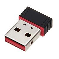 USB Mini Không Dây 802.11 B / G / N Cho Máy Tính Xách Tay UK