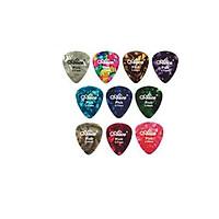 Combo 10 phím (pick) gảy đàn guitar Alice 0.46mm - viethoangphong.com