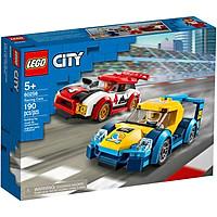 Đồ Chơi Lắp Ghép LEGO City Xe Đua Siêu Hạng 60256 (190 Chi Tiết)