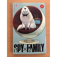 SPY X FAMILY - TẬP 4