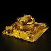 Mô hình thép 3D tự ráp lâu đài Thiên thần