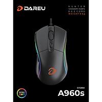 Chuột Gaming Dareu A960S RGB - Hàng Chính Hãng