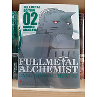Fullmetal Alchemist - Cang Giả Kim Thuật Sư -Tập 2