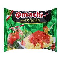 Thùng 30 gói mì trộn Omachi xốt Spaghetti 91g