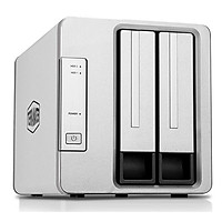Bộ lưu trữ cá nhân USB Type-C TerraMaster D2-310 2 khay ổ cứng - Hàng chính hãng