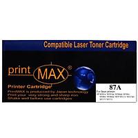 Hộp mực PrintMax dành cho máy in HP 87A - Hàng chính hãng