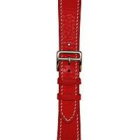 Dây đeo đồng hồ 22-18 MM SP000590 Minerva Box Đỏ cho Apple Watch