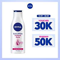 Sữa Dưỡng Thể Sáng Da Instant White Nivea 88322 (200ml)