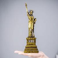 Tượng Nữ Thần Tự Do Decor Để Bàn Trang Trí