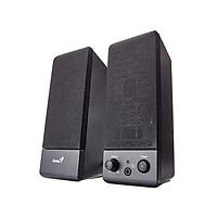 Loa vi tính 2.0 mini Genius SP-S110 – Âm thanh to rõ, sống động vượt trội (hàng nhập khẩu)