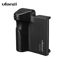 Ulanzi CapGrip 3 in 1 Phone Selfie Booster Handle Grip Anti-shake Remote Control with PU Grip for Mobile Photography