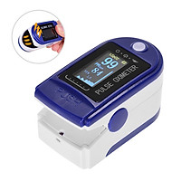 Thiết bị đo nồng độ oxy trong máu và đo nhịp tim - Loại cầm tay cho kết quả đo nhanh và có độ chính xác cao