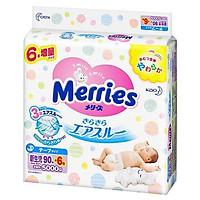 Tã/Bỉm Dán Merries Size NB96/ S88 / L58/ M68