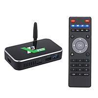 Android TV Box X3 Pro - Ram 4GB, Bộ nhớ trong 32GB, ATV9 - Hàng chính hãng