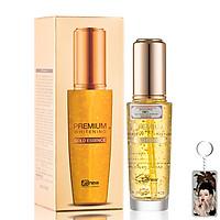 Tinh chất vàng 24k dưỡng trắng Benew Premium Whitening Gold Essence Hàn Quốc 50ml tặng kèm móc khóa