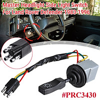 For Land Rover Defender Main Master Light Switch PRC3430