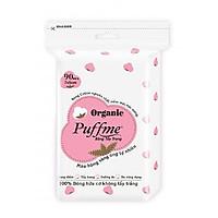 Bông Tẩy Trang Puffme Organic 90 miếng