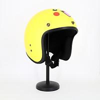 Mũ Bảo Hiểm Pikachu 3/4 Đầu SRT M086 Freesize