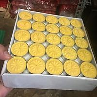 Nến tealight 100 viên màu vàng không mùi dày 1.1cm cháy từ 2h-2h30 | Bio Aroma