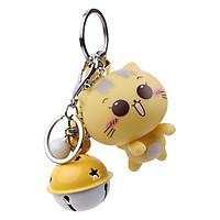 Móc Khóa Mèo Vàng (A)