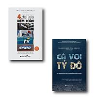 Combo 4 đại gia kiểm toán- Deloitte - PwC - EY - KPMG: Quá khứ kỳ lạ và tương lai hiểm trở của sự độc quyền kiểm toán toàn cầu + Cá voi tỷ đô-Câu Chuyện Về Kẻ Đã Lừa Cả Phố Wall, Hollywood Và Thế Giới