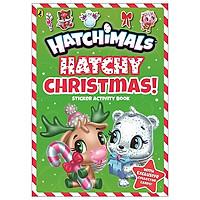 Hatchimals: Hatchy Christmas! Sticker Activity Book