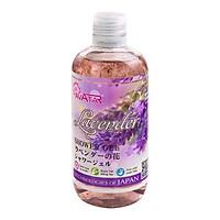 Sữa tắm AVATAR Lavender - Cánh hoa thật cùng tinh chất Oải hương - 500ml
