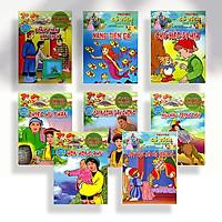 Truyện Cổ Tích Đặc Sắc - Combo 8 cuốn