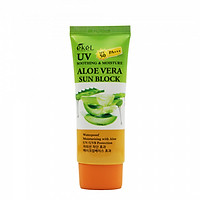 Kem chống nắng soothing & moisture aloe vera sun block
