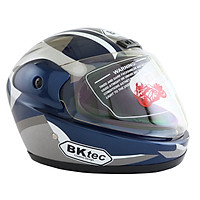 Mũ bảo hiểm fullface chính hãng BKtec, mũ bảo hiểm thể thao, nón bảo hiểm full face cao cấp