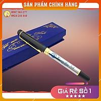 Bút Mài Thầy Ánh SH027, Bút Máy Ánh Dương Ngòi Vàng Mềm Siêu Bền, Vỏ Kim Loại Sang Trọng