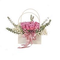 Giỏ hoa tươi - Treasure 4321