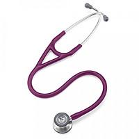 Ống nghe y tế 3M Littmann Cardiology IV, mặt nghe có lớp phủ tiêu chuẩn, dây nghe màu tím, 27 inch, 6156