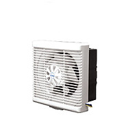 Quạt thông gió âm tường chính hãng Roman- Có màng che ngăn nước mưa mùi quay ngược lại hiệu quả cao RBV25