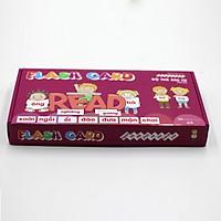 Dạy trẻ đọc chữ - Bộ Thẻ Học Flash Card Glenn Doman 200 từ đơn