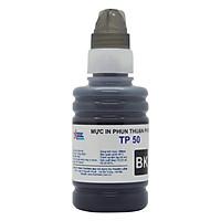 Mực in phun Thuận Phong TP50 (100ml) dùng cho tất cả các dòng máy in phun Epson, HP, Canon - Hàng Chính Hãng