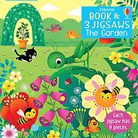Book & Jigsaw The Garden