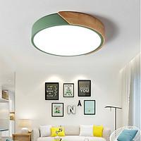 Đèn trần - đèn ốp trần - đèn ốp cầu thang, hành lang - đèn trần phòng ngủ, phòng khách 3 chế độ ánh sáng GULA