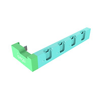 IPEGA PG-9186 N-Switch Controller Charger with 4 Slots Joy-Con Game Controller Charge Base Use with N-Switch Dock Base