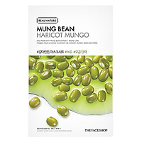 Mặt Nạ Giấy The Face Shop Real Nature Mung Bean Face Mask 32500395 (20g)