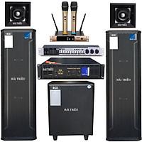 Dàn karaoke gia đình và nghe nhạc FXS - 9500 Hải Triều (hàng chính hãng)