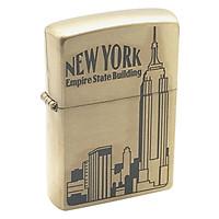 Bật Lửa Zippo 204b New York Empire State Building