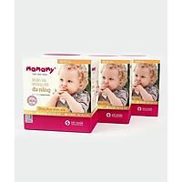 Combo 2 Hộp khăn khô đa năng 180 tờ Mamamy tiện lợi cho mẹ TẶNG 1 hộp cùng loại